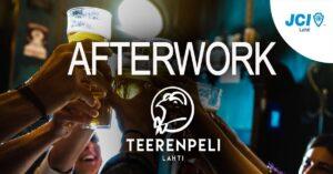 Afterwork Ravintola Teerenpeli @ Ravintola Teerenpeli